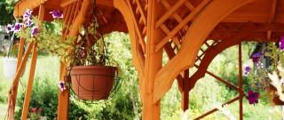 Jaký podklad zvolit pod záhradní altán?
