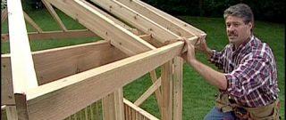 Jak postavit altánek svépomocí?
