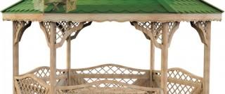 Zelený altán