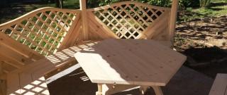 Zahradní dřevěné stavby