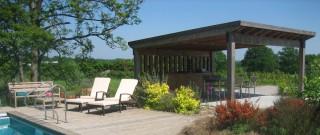 Zahradní altány a krytá posezení